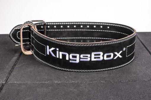 KingsBox Deri Halter Ağırlık Kemeri