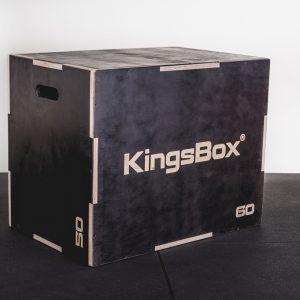 KingsBox Crossfit Plyo Box (Zıplama Kutusu)