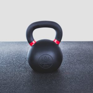 KingsBox Cast Iron KettleBell (OUTLET)