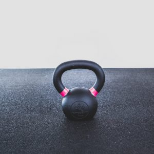 KingsBox Cast Iron KettleBell