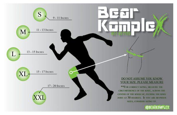 Bear Komplex Pembe Kamuflajlı Dizlik