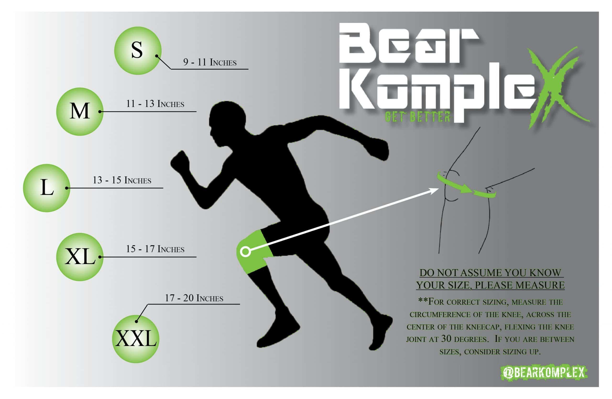 Bear Komplex Siyah Dizlik
