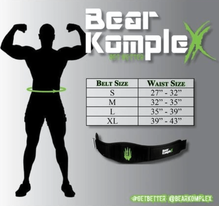 Bear KompleX Ayarlanabilir Patch Belt
