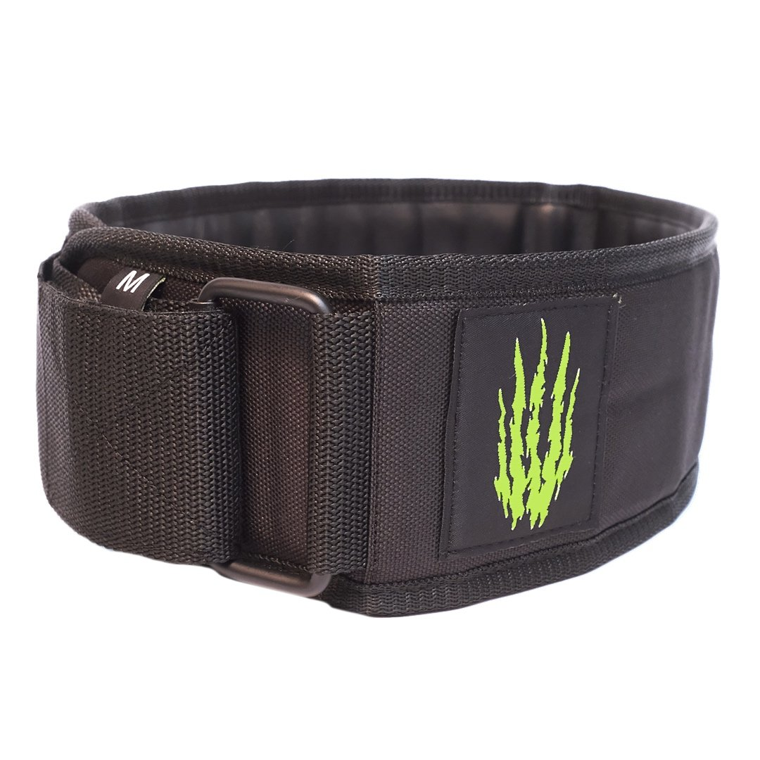 "Bear KompleX ""APEX"" Premium Deri Velcro Weight Lifting Belt"