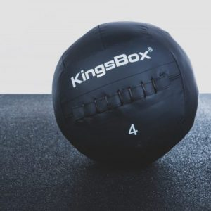 KingsBox Med Ball - Wall Ball (Duvar Topu)