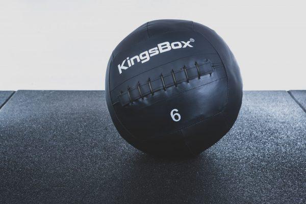 KingsBox Med Ball - Wall Ball (Duvar Topu)