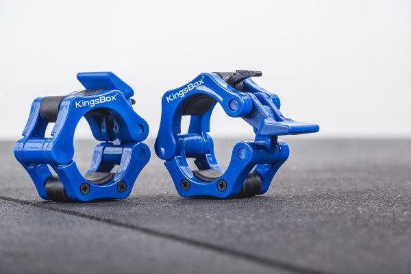 KingsBox Flip-Lock Plastik Kelepçe