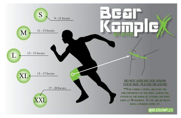 Bear Komplex -Tie Dye Dizlik